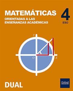 Descargar Solucionario De Matemáticas 4 Eso Oxford De 2021 Gratis