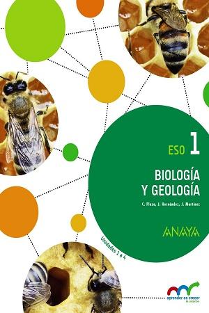 Biologia y Geologia 1 ESO Anaya