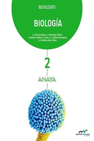 Biologia y Geologia 2 Bachillerato Anaya