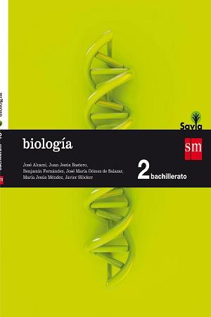 Biologia y Geologia 2 Bachillerato SM Savia
