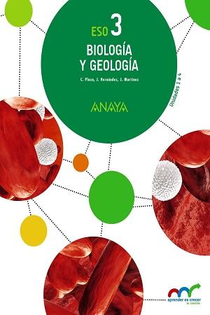 Biologia y Geologia 3 ESO Anaya